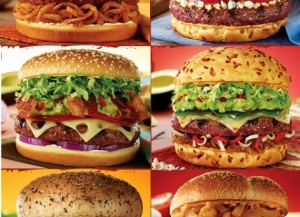 red robin vegetarian ad 1