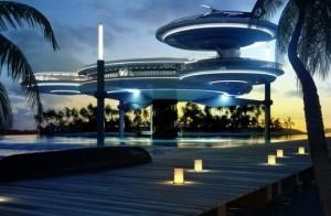 underwater hotel 1