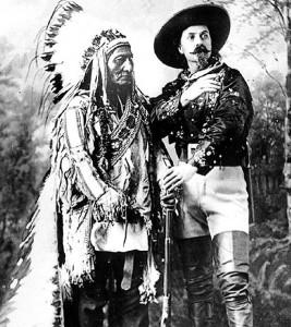 white man indians