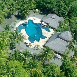 Clandestino Beach Resort costa rica 1