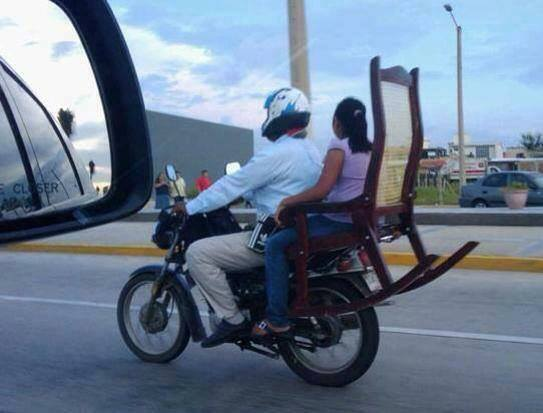 Costa Rica Safety Seat