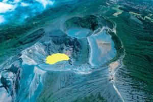 Irazú volcano costa rica