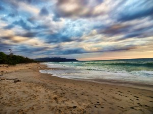 costa rica beach life