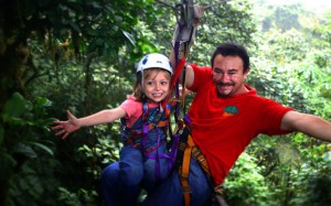 costa rica family travel