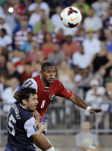 costa rica usa soccer gold cup