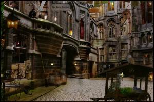 harry potter diagon alley 1