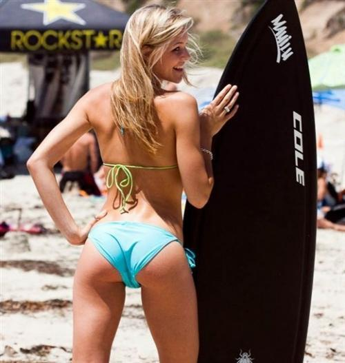 hot surfer girl