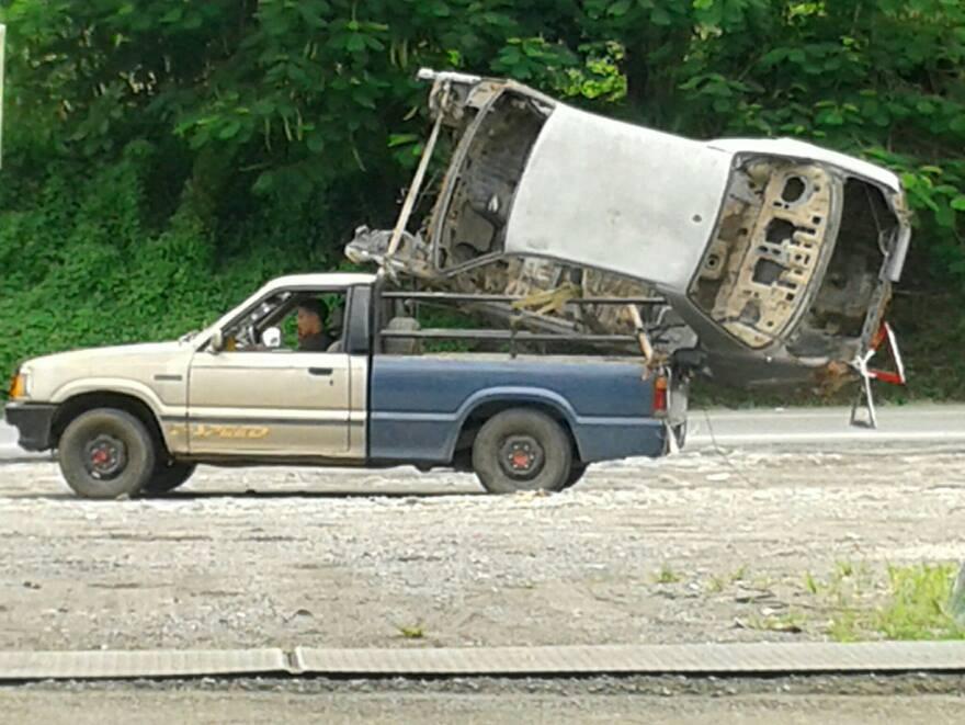 Costa Rica Tow Truck