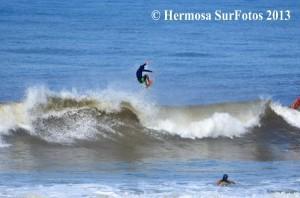 costa rica playa hermosa surfing