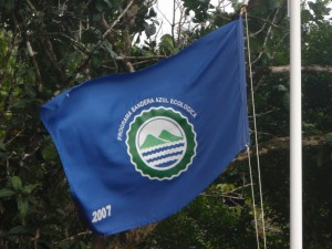 costa rica blue flag program
