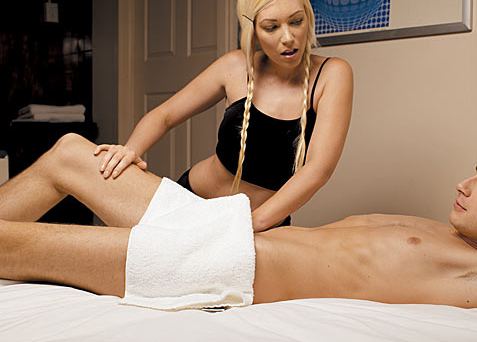 duiveltje Full body massage met happy end