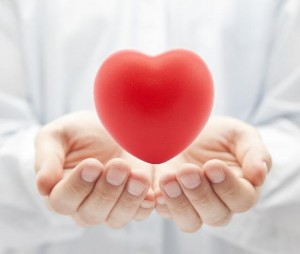 giving your heart loving