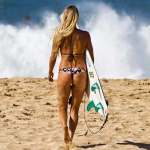 hot surfer girl in bikini 4