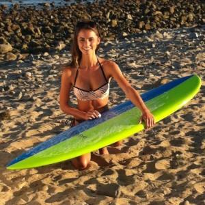 hot surfer girls in bikinis