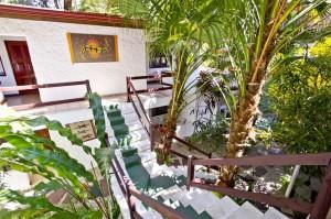 hotel mono azul manuel antonio costa rica