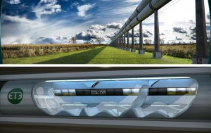 hyperloop transportation travel elon musk