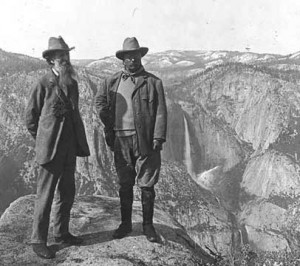 Hetch Hetchy John Muir 1