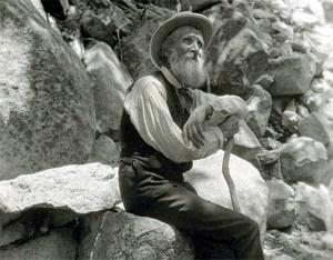 Hetch Hetchy John Muir