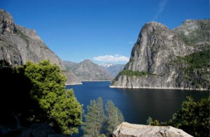 Hetch Hetchy wilderness