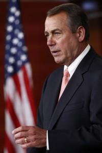 House Speaker John Boehner syria