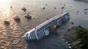 costa cocordia shipwreck video main