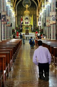 costa rica catholic traditions