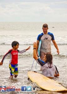 costa rica jaco surfing