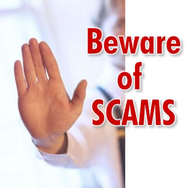Sick and Tired of Being Scammed?