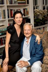 george soros billionaire marriage 1
