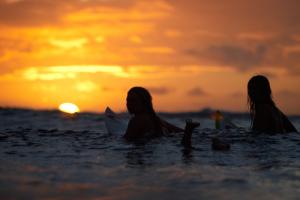 hot surfer girl in bikini 2