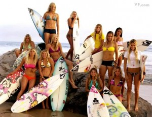 hot surfer girls 3