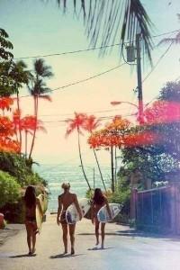 hot surfer girls in bikinis 4