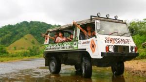jungle booze cruise costa rica