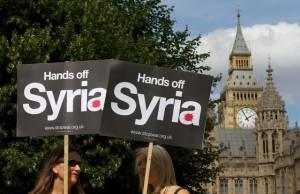 syria war decision obama