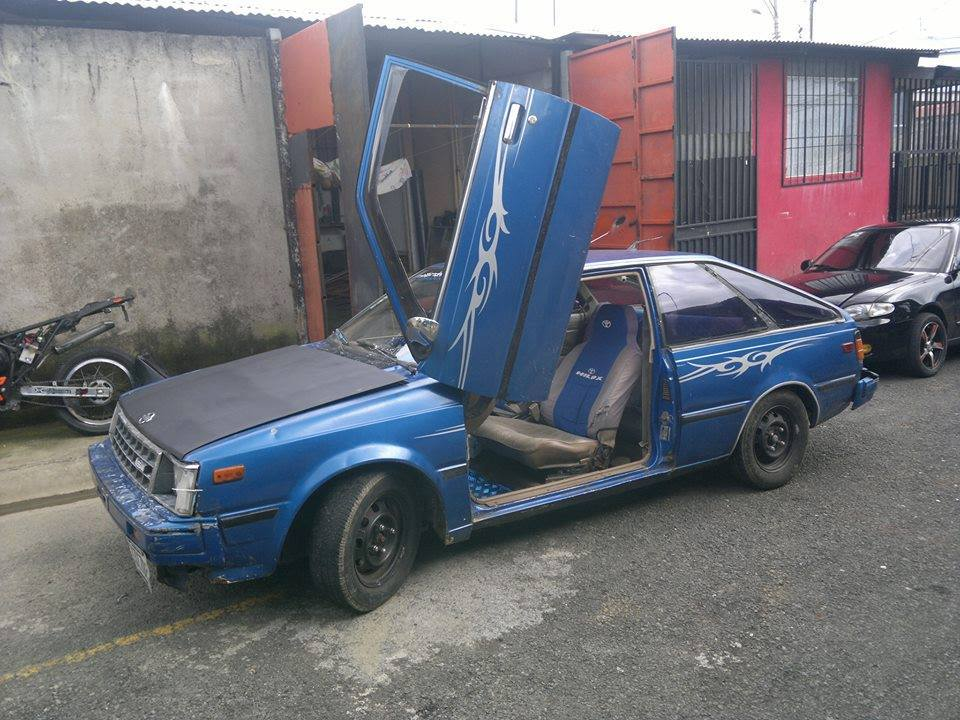 Back to the Future Costa Rica Style