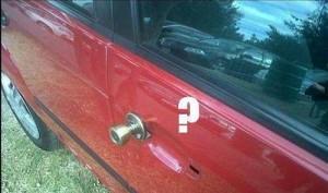Costa Rica Car Door Handle