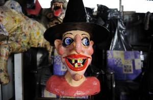 Costa Rica Masquerade Day