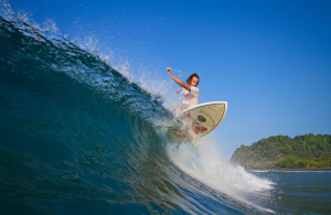 Jaco Beach Costa Rica Surfing