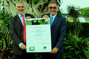 costa rica carbon credit market