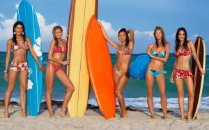 hot surf girls