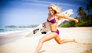 hot surf girls in bikinis 2