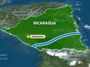 nicaragua canal contruction