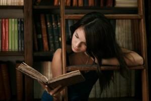 woman-reading 1
