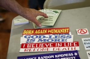 Atheist mega-churches