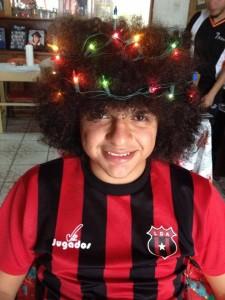 Costa Rica Christmas Attire
