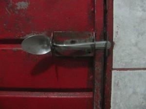 Costa Rica Safety Lock