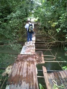 Suicide Bridge in Costa Rica