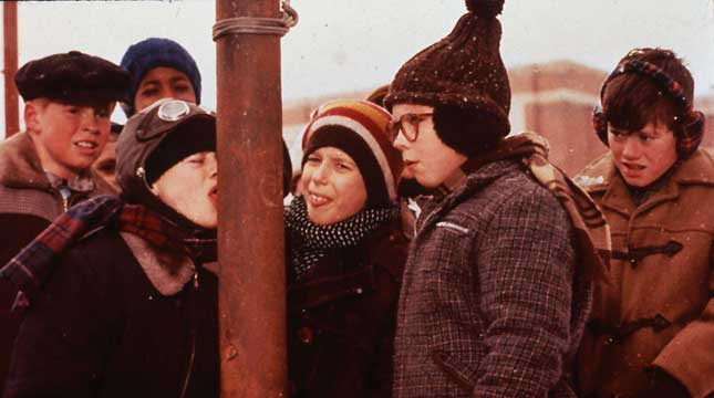 30 Year Anniversary of 'A Christmas Story' Movie | The Costa Rican ...
