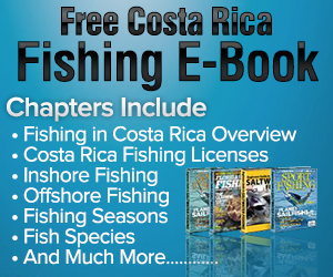 Costa Rica Sport Fishing E-Book