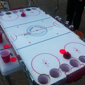 Alcoholic_Air_Hockey - beer pong 1